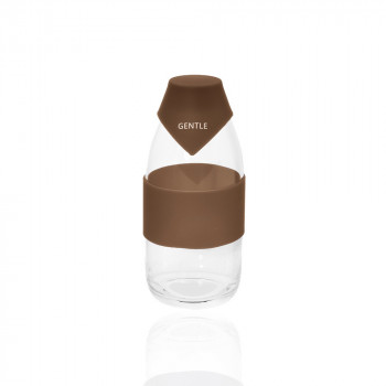 Бутылка для воды Gentle 390мл 23303 - бижутерия оптом Arkos.