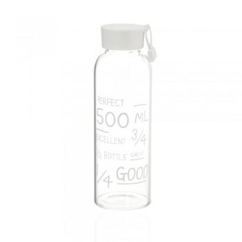 Бутылка для воды 500мл 23299 - бижутерия оптом Arkos.