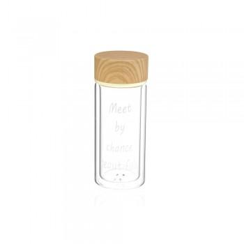 Бутылка для воды 230мл 23283 - бижутерия оптом Arkos.