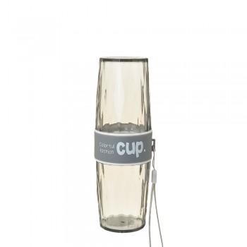 Бутылка для воды CUP 380мл 23173 - бижутерия оптом Arkos.