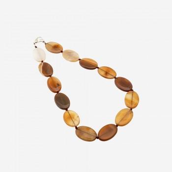 Бижутерия из натуральных камней: бусы и браслеты