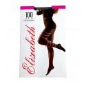Колготки Elizabeth 999 (100 Den Microfibra - nero, черный)   3