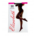 Колготки Elizabeth 1012 (100 den microfibre cappuccino, капучино)   3