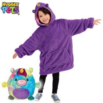 Детская толстовка Huggle Pets Hoodie для детей 3в1 23926 - бижутерия оптом Arkos.