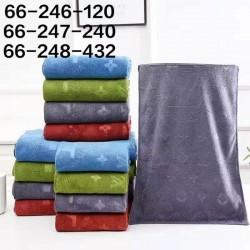 Банные полотенца микрофибра 23772 1