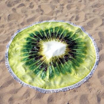 Полотенца пляжные круглые 3247 (Ø 150 см)  - бижутерия оптом Arkos.
