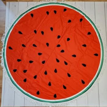 Полотенца пляжные круглые 3418 (Ø 150 см)   - бижутерия оптом Arkos.