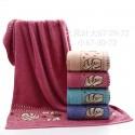 Лицевые полотенца махровые (45х90см) 21883