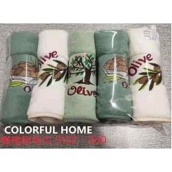 Кухонные полотенца микрофибра пышная (р.35 х 75см) 23447 1