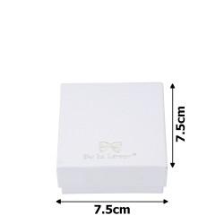 подарочная коробочка для набора белая 15533 1