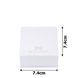 подарочная коробочка для набора белая 15534 1