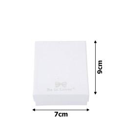 подарочная коробочка для набора белая 15536 1