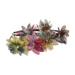 обруч для волос с цветком 6185 1