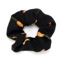 резинка для волос из шифоновой ткани с принтом фрукты 16042 4