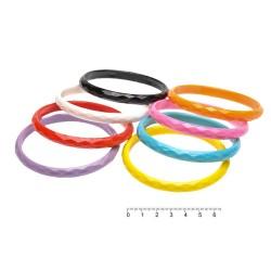 браслет на руку пластиковый 7179 1