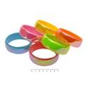 браслет на руку пластиковый 7180