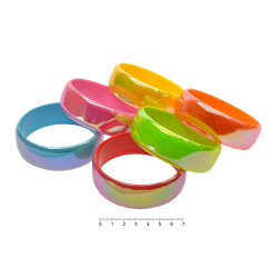 браслет на руку пластиковый 7180 1