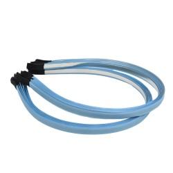 заготовка для обруча с атласной лентой z1 12671 — 0.7cm голубая 1