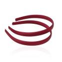 заготовка для обруча с атласной лентой z5 13264 — 1.5cm бордовая