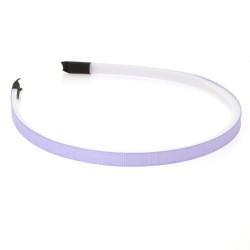 заготовка для обруча с репсовой лентой z12 13657 — 0.7cm фиолетовая 1