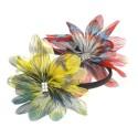 обруч для волос с цветком 6185 3