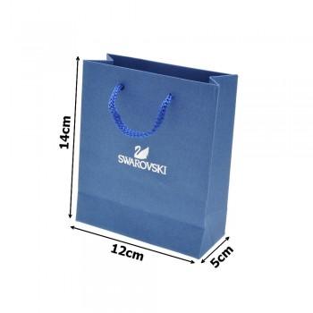 пакеты подарочные картонные 12x14x5см 14605 - бижутерия оптом Arkos.