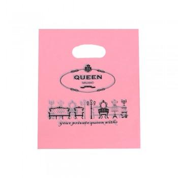 пакеты подарочные целлофановые 15x20см 15273 - бижутерия оптом Arkos.