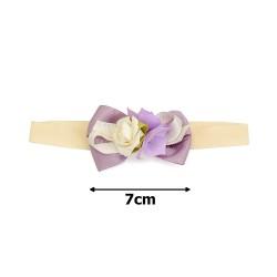 повязка детская цветок 15293 1