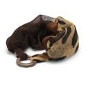 повязка-бандана с тигровым принтом 15877 9