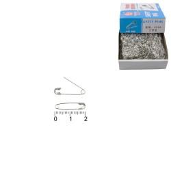 булавка 20мм серебристая 12149 1