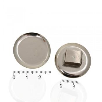 основа для резинки z02-9. Ø28мм - бижутерия оптом Arkos.