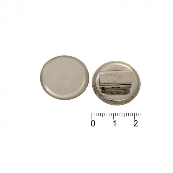 основа для резинки z02-10. Ø23мм - бижутерия оптом Arkos.