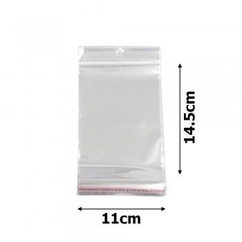 пакеты p 11x14.5cm  - бижутерия оптом Arkos.