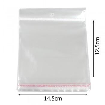 пакеты p 14.5x12.5cm - бижутерия оптом Arkos.