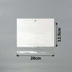 пакеты упаковочные 20х12.5см целлофановые с белым фоном 1