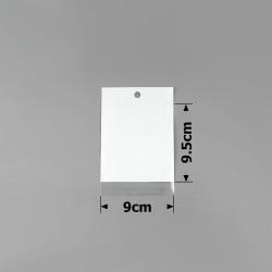 пакеты упаковочные 9х9.5см целлофановые с белым фоном 1