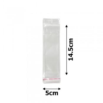 пакеты p 5x14.5cm  - бижутерия оптом Arkos.